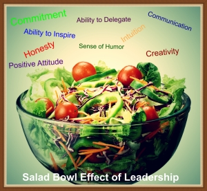Salad Bowl Effect of Leadership