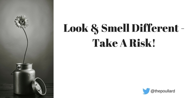 Look Differently - Take A Risk!-2